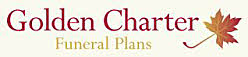 golden charter funeral plans logo